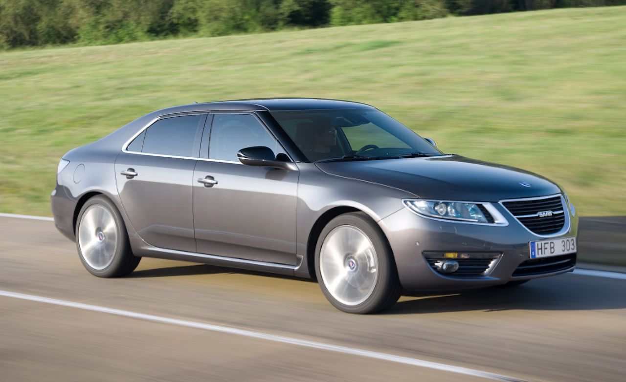 2011 saab 9 5 first drive review reviews car and driver. Black Bedroom Furniture Sets. Home Design Ideas
