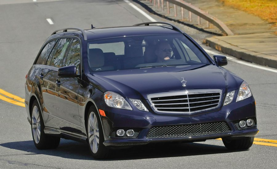 Mercedes Benz E Class Review 2011 Mercedes E350 Wagon