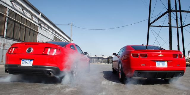 2011 ford mustang: first drive.