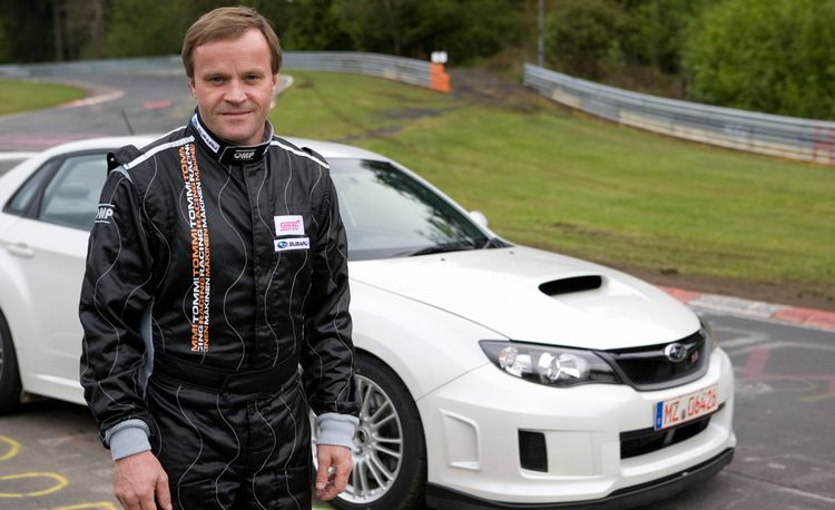 2011 Subaru Impreza WRX STI Sets Nürburgring Lap Record