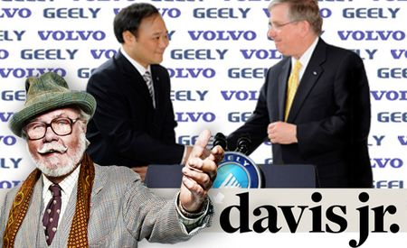 David E. Davis Jr.: Volvo Could be the Stairway to Heaven That Geely's Been Looking For