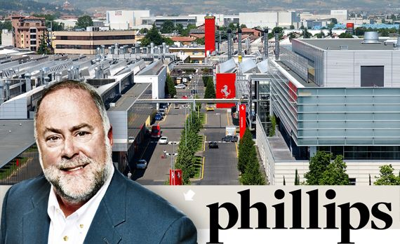 John Phillips: What Really Goes on Behind the Maranello Gates