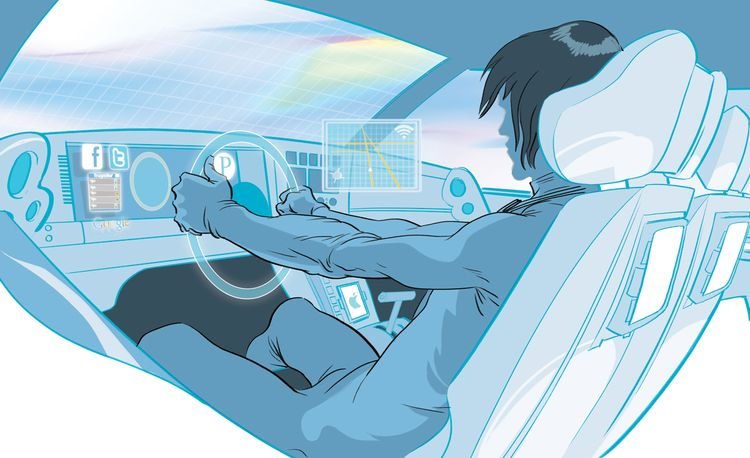 The Future of In-Car Technology