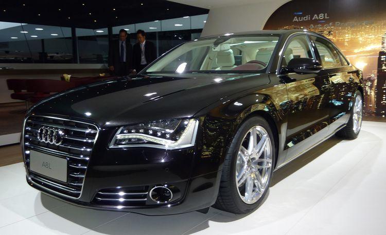 2011 Audi A8L / A8L W12