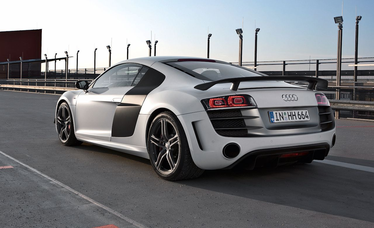 2011 Audi R8 GT  Car News  News  Car and Driver