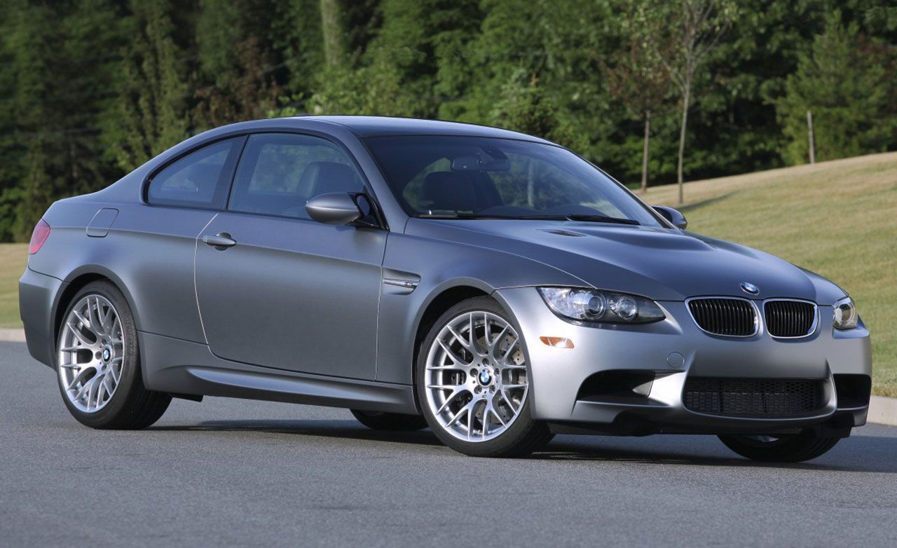 """2011 BMW M3 """"Frozen Gray"""" Special Edition"""
