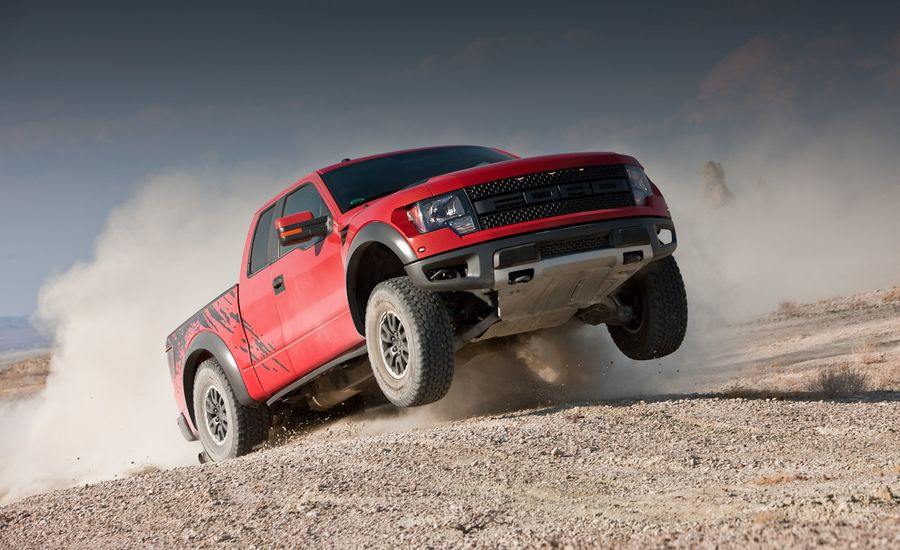 2011 Ford F-150 SVT Raptor SuperCrew Announced