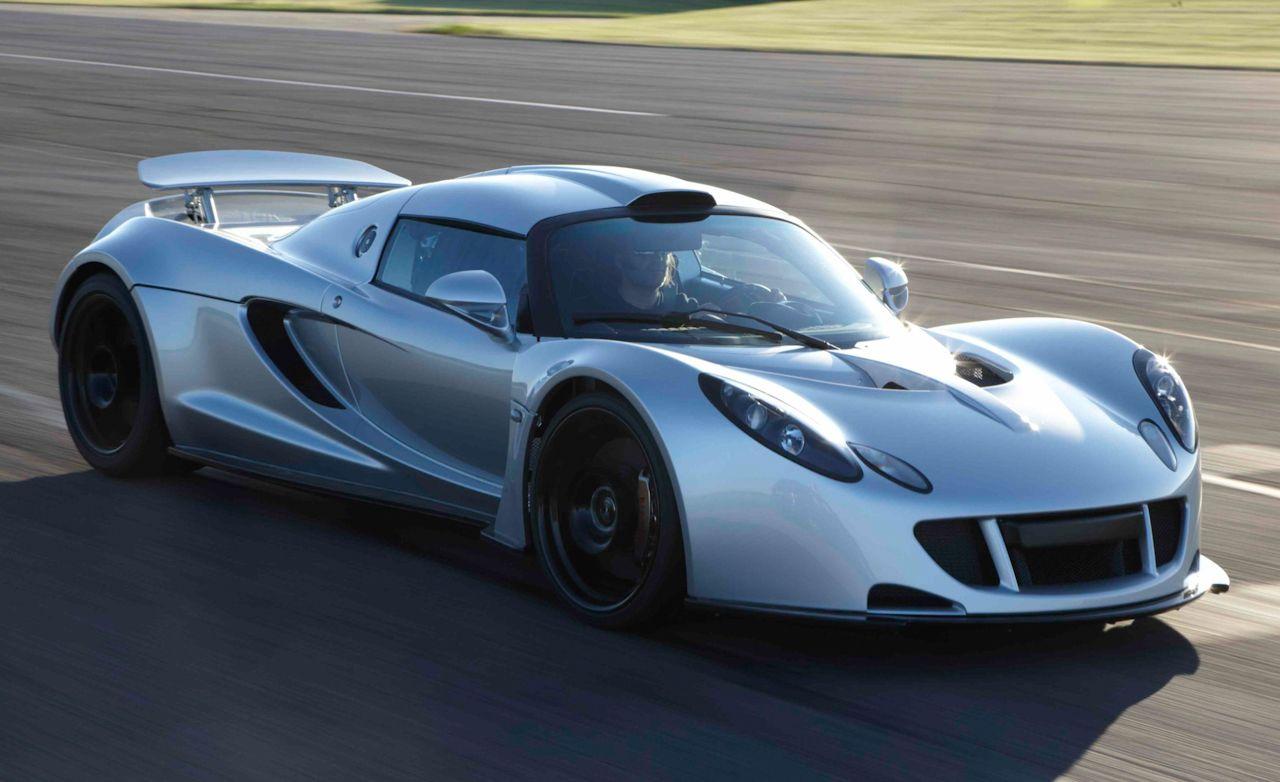 2011 Hennessey Venom Gt More Details First One Sold