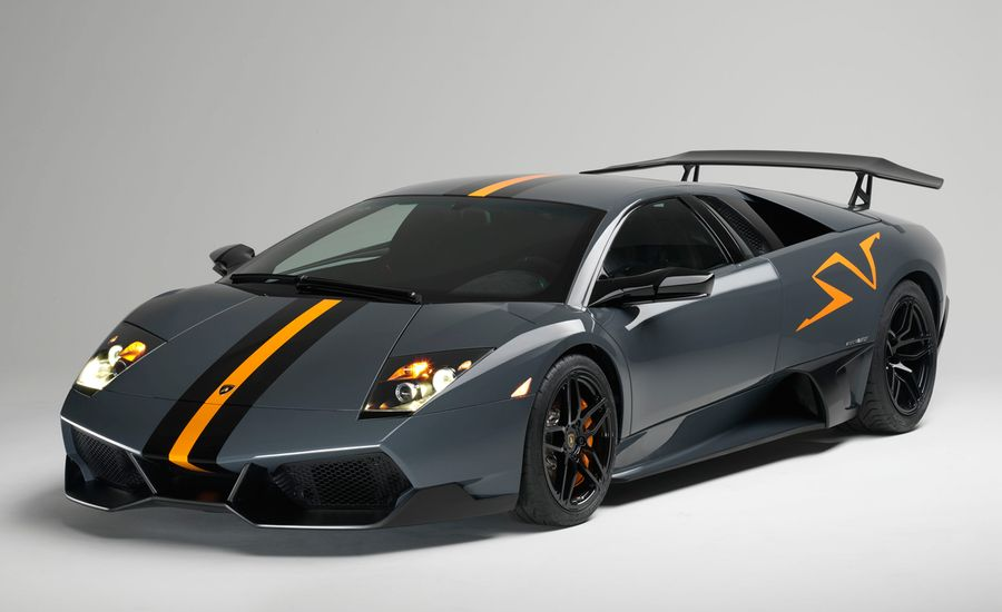 2011 Lamborghini Murciélago LP670-4 SuperVeloce China Limited Edition