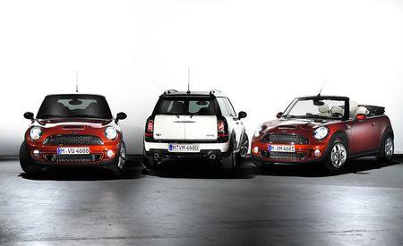 2011 Mini Cooper and Clubman Get Visual, Equipment Updates