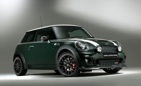 2011 Mini John Cooper Works World Championship 50 Edition