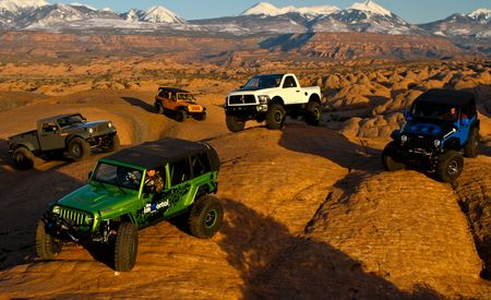 Chrysler Shows Nine Concepts at 2010 Easter Jeep Safari