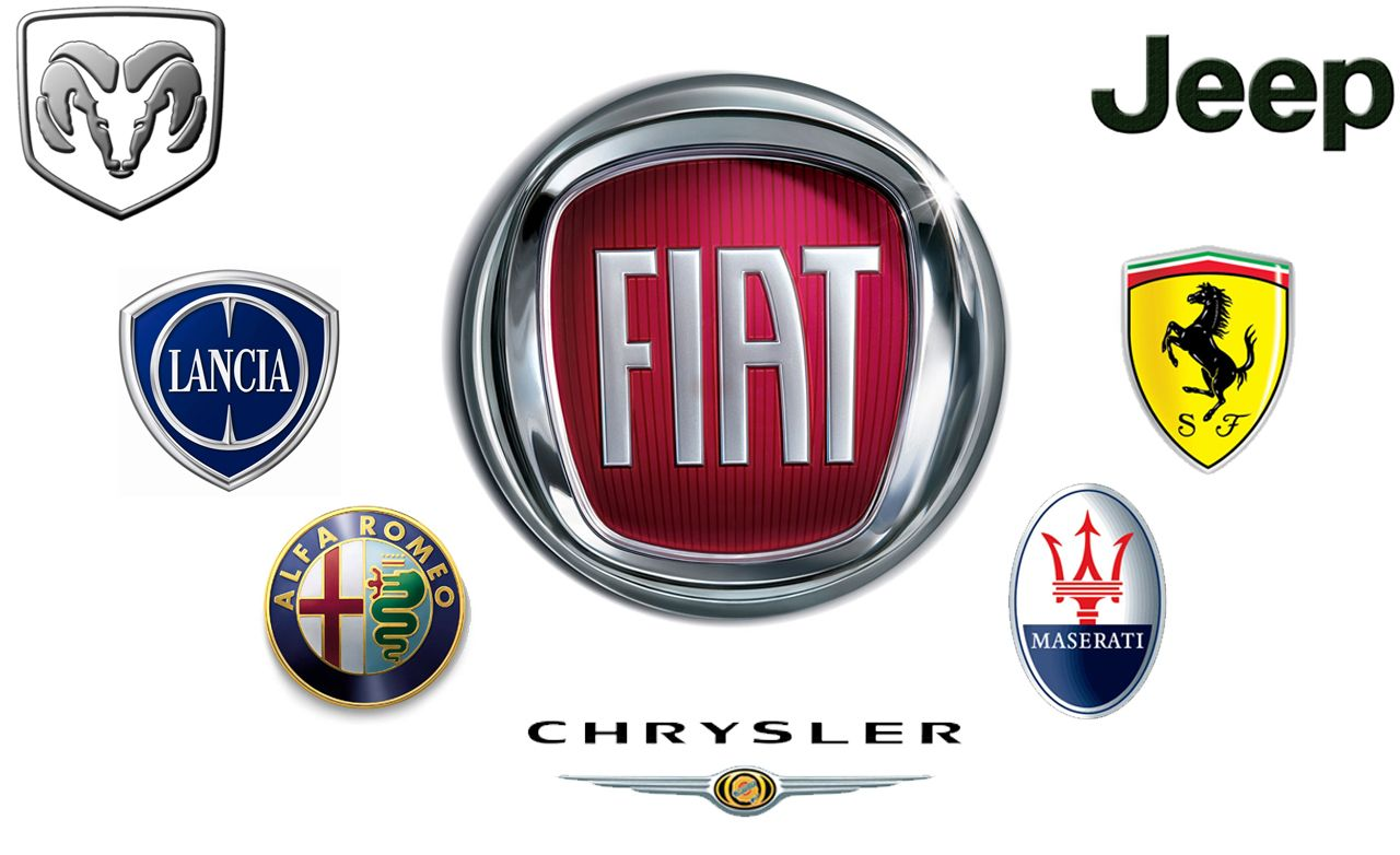 Five-Year Plan for Chrysler, Fiat, Alfa Romeo, and Ferrari Unveiled