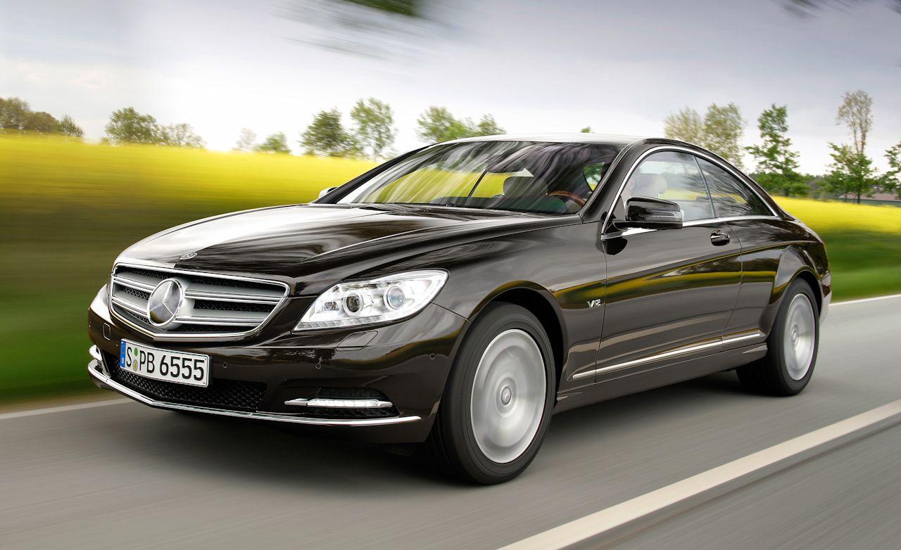 2011 Mercedes Benz CL Class / CL550 / CL600