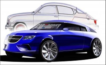 The Future of Saab to Draw Heavily on Heritage