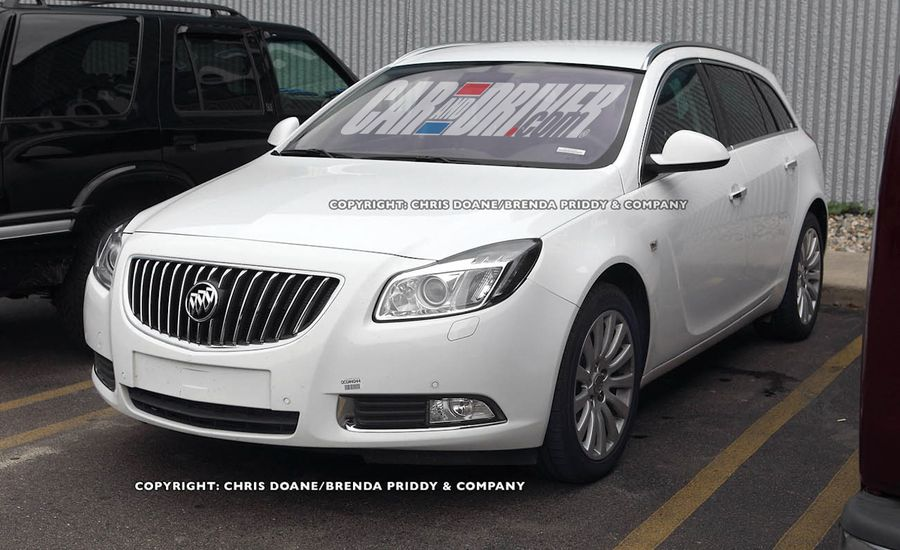 2012 Buick Regal Wagon
