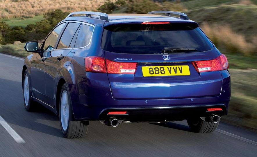2011 Acura TSX Sport Wagon - Slide 8