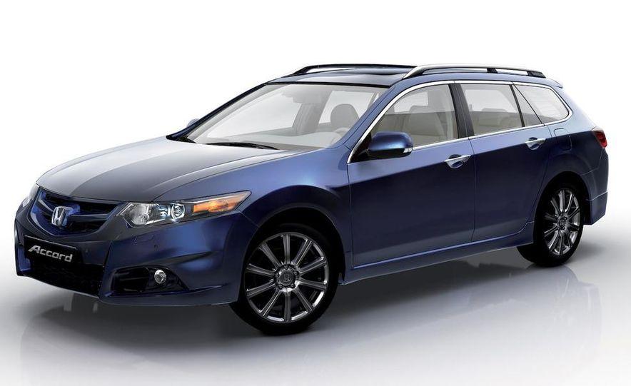 2011 Acura TSX Sport Wagon - Slide 31