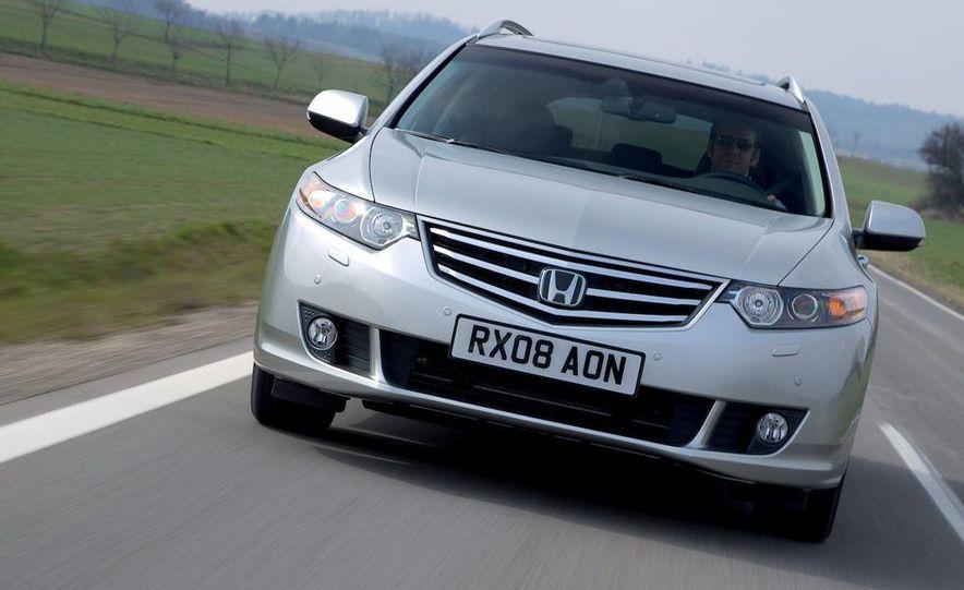 2011 Acura TSX Sport Wagon - Slide 17