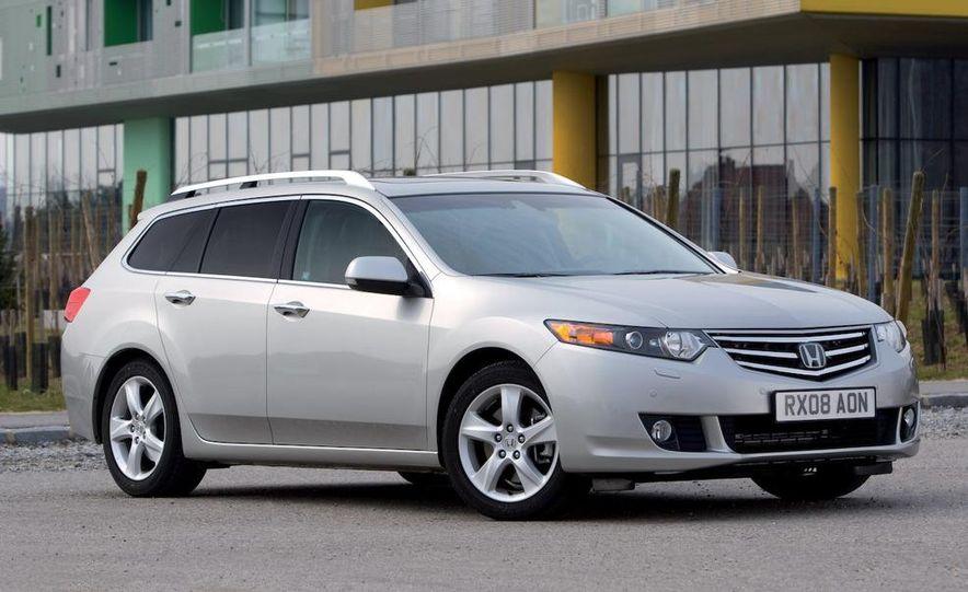 2011 Acura TSX Sport Wagon - Slide 22