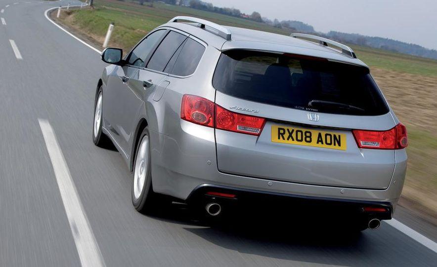 2011 Acura TSX Sport Wagon - Slide 26