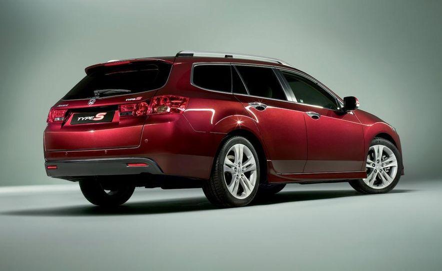 2011 Acura TSX Sport Wagon - Slide 39