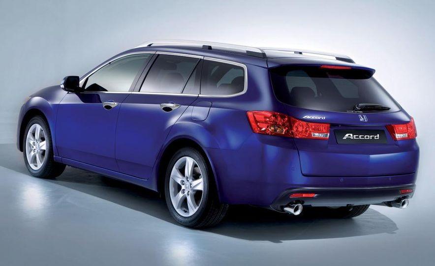2011 Acura TSX Sport Wagon - Slide 34