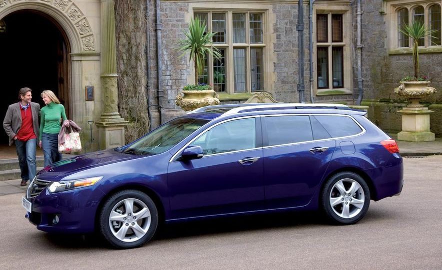 2011 Acura TSX Sport Wagon - Slide 12