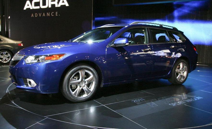 2011 Acura TSX Sport Wagon - Slide 2