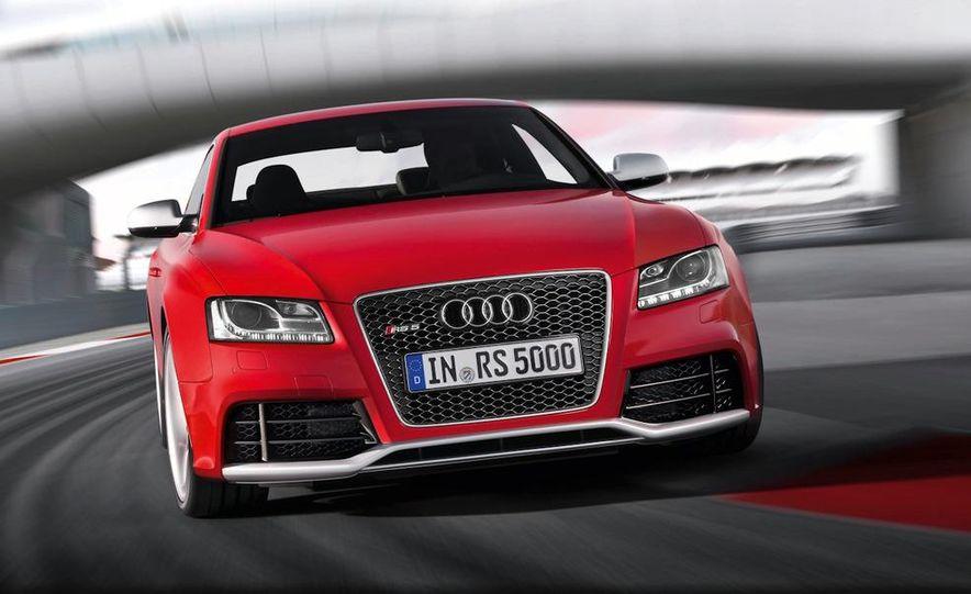 2010 Audi RS5 - Slide 1