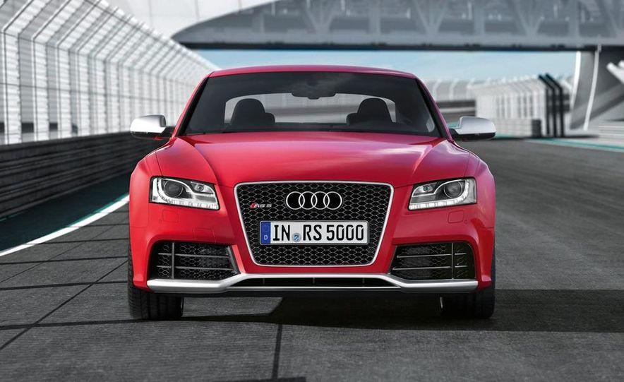 2010 Audi RS5 - Slide 4