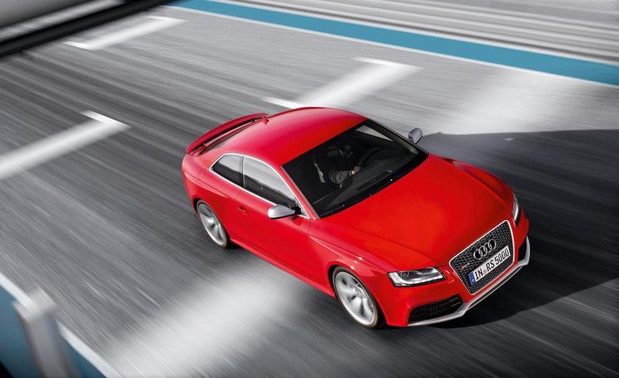 2010 Audi RS5 - Slide 8