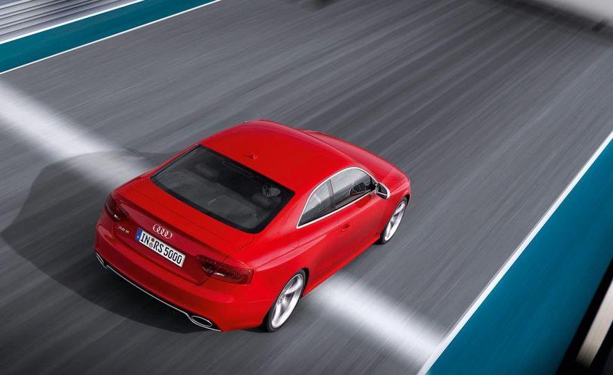 2010 Audi RS5 - Slide 9