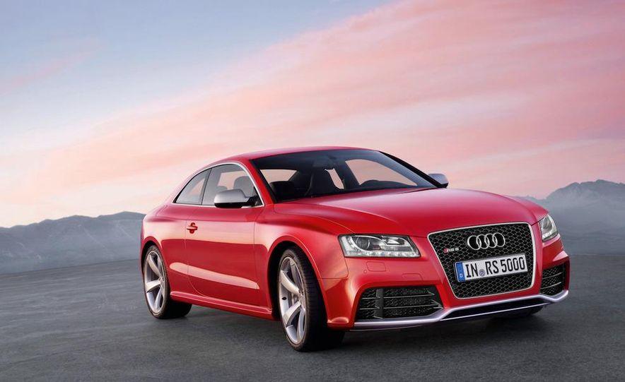 2010 Audi RS5 - Slide 10