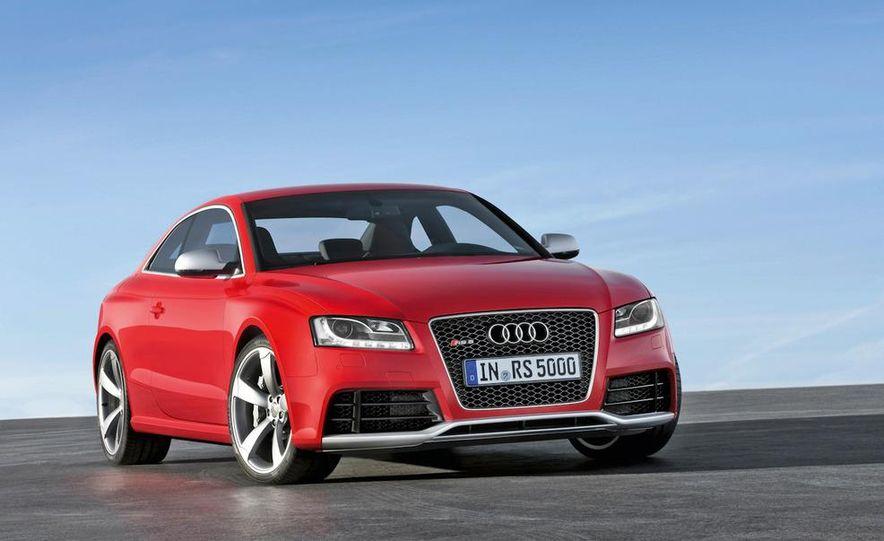 2010 Audi RS5 - Slide 13