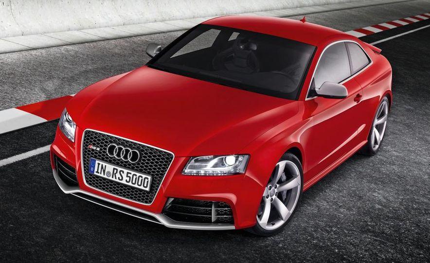 2010 Audi RS5 - Slide 14