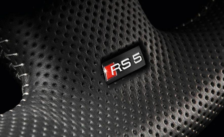 2010 Audi RS5 - Slide 32