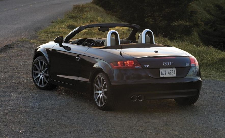 2011 Audi TT coupe (European spec) - Slide 89
