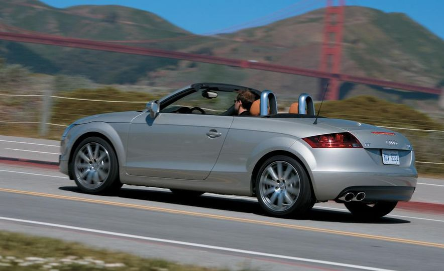 2011 Audi TT coupe (European spec) - Slide 91