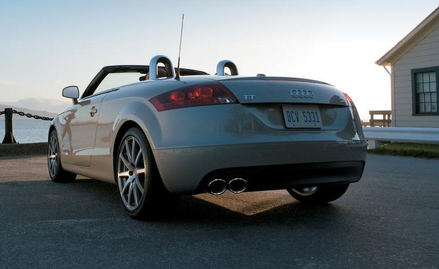 2011 Audi TT coupe (European spec) - Slide 92