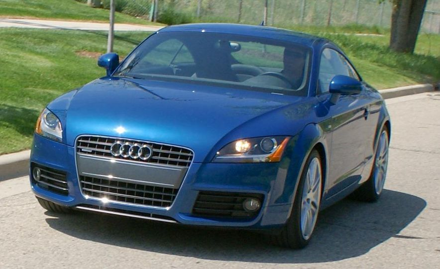 2011 Audi TT coupe (European spec) - Slide 75