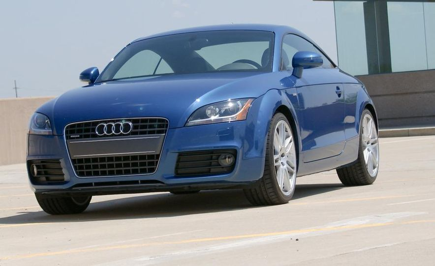 2011 Audi TT coupe (European spec) - Slide 77
