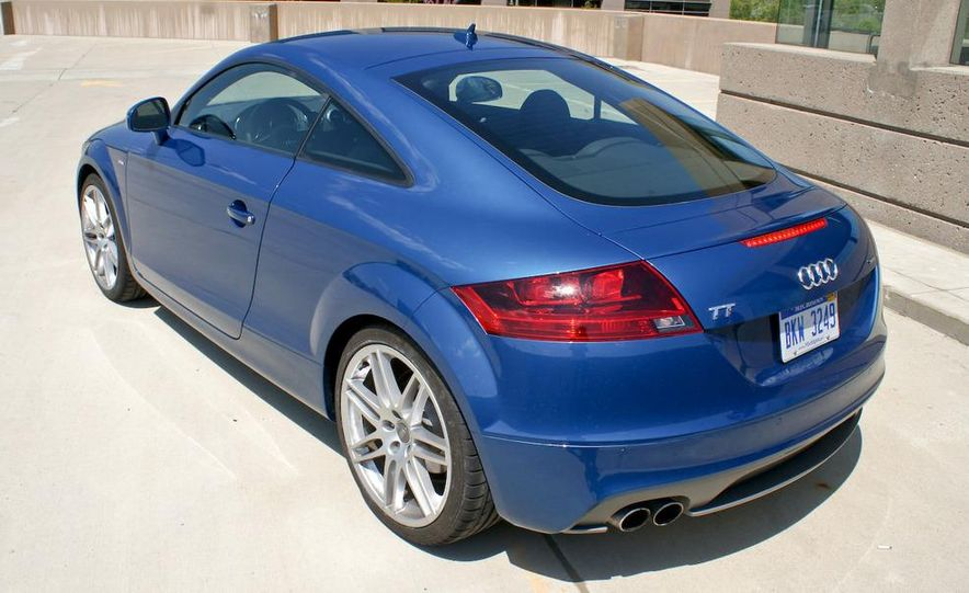 2011 Audi TT coupe (European spec) - Slide 80