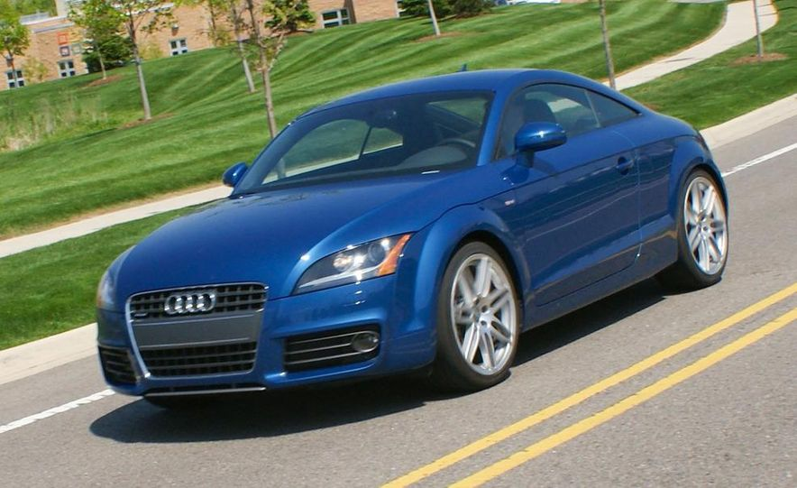 2011 Audi TT coupe (European spec) - Slide 68