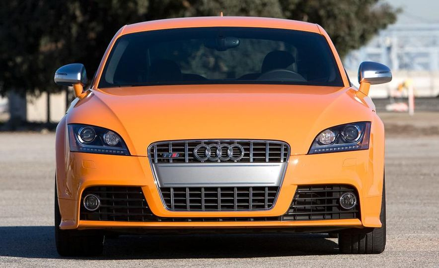 2011 Audi TT coupe (European spec) - Slide 40