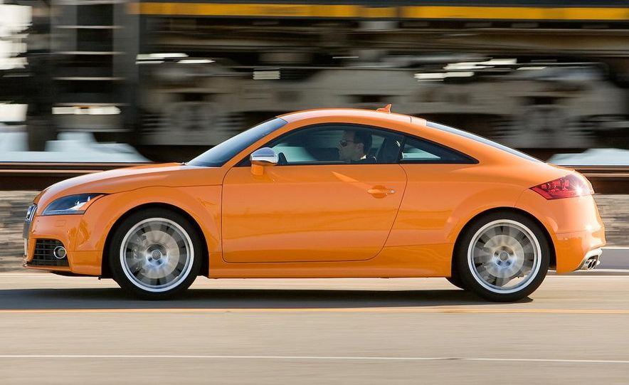 2011 Audi TT coupe (European spec) - Slide 41