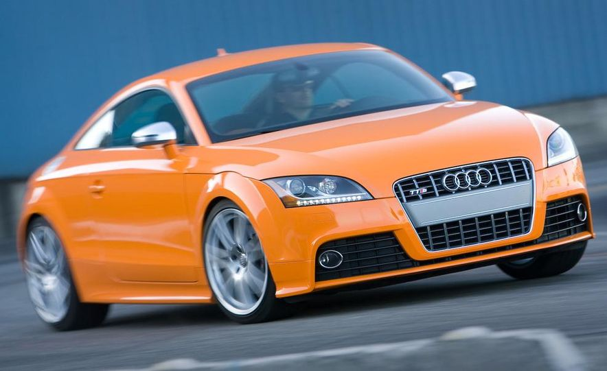 2011 Audi TT coupe (European spec) - Slide 44