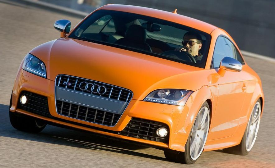 2011 Audi TT coupe (European spec) - Slide 45