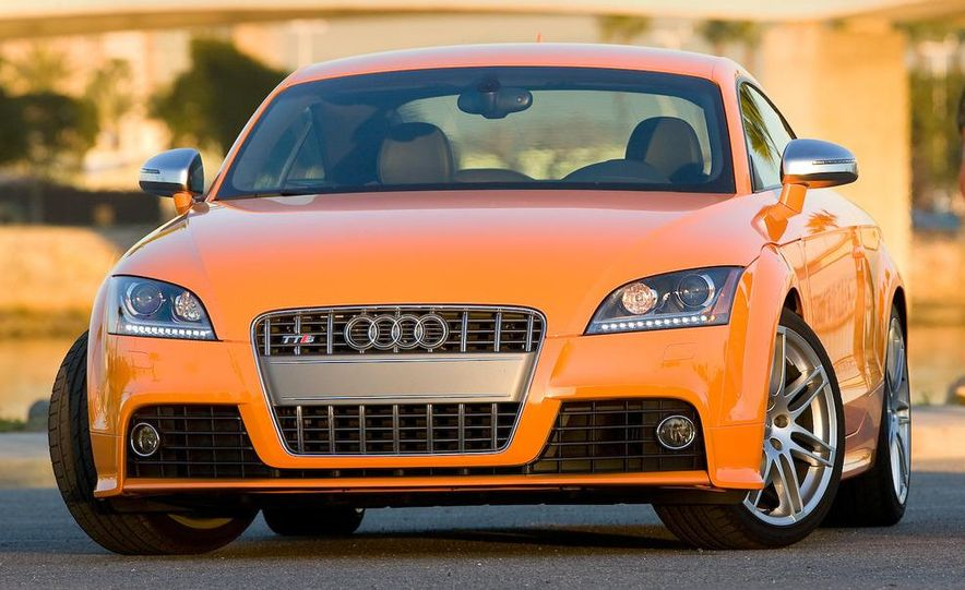 2011 Audi TT coupe (European spec) - Slide 46