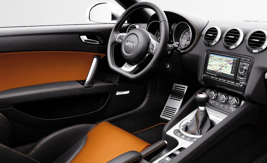 2011 Audi TT coupe (European spec) - Slide 65